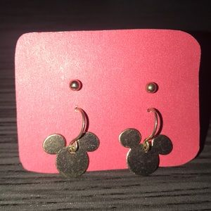 Two Piece Earring Set